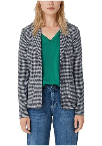 Короткий пиджак s.Oliver