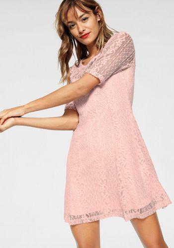 Кружевное платье AJC