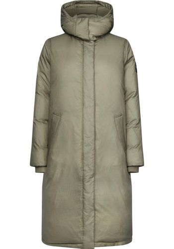 Стеганое пальто Calvin Klein