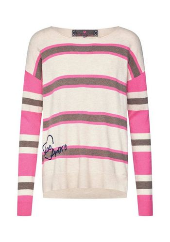 Пуловер в полоску Lieblingsstück