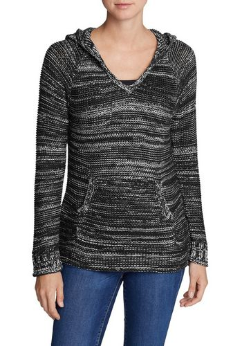 Пуловер с V-образным воротом Eddie Bauer