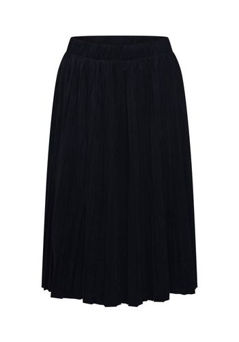 Кожаная юбка Noisy may