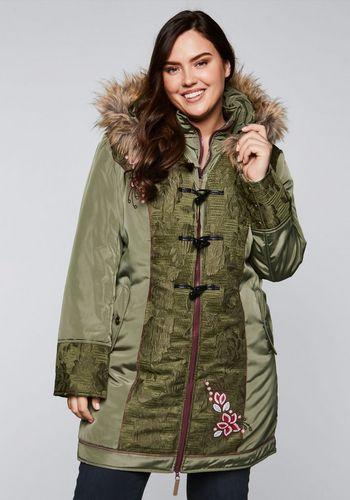 Зимняя куртка  sheego by Joe Browns