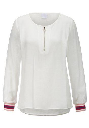 Классическая блузка Reken Maar