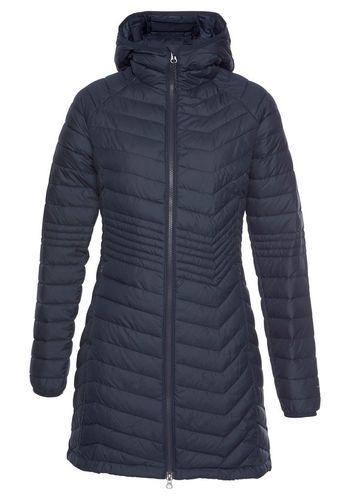 Стеганое пальто Columbia