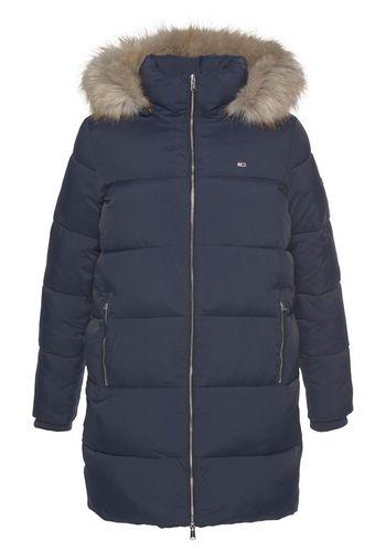 Стеганое пальто TOMMY JEANS