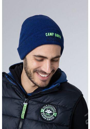 Вязаная шапка CAMP DAVID