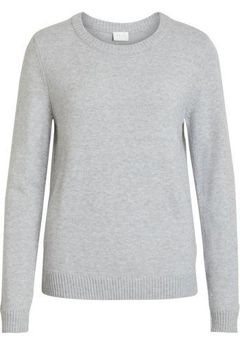 Пуловер с круглым воротом Vila