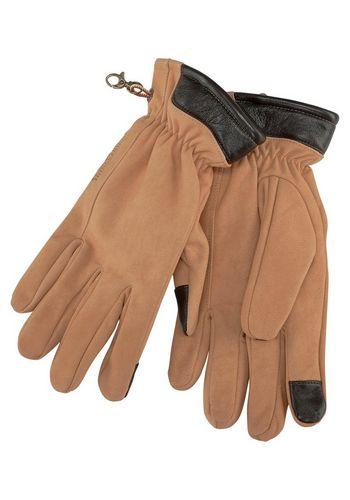 Кожаные перчатки Timberland