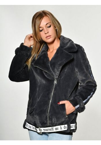 Кожаная куртка Maze
