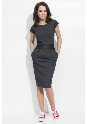 Платье-футляр numinou