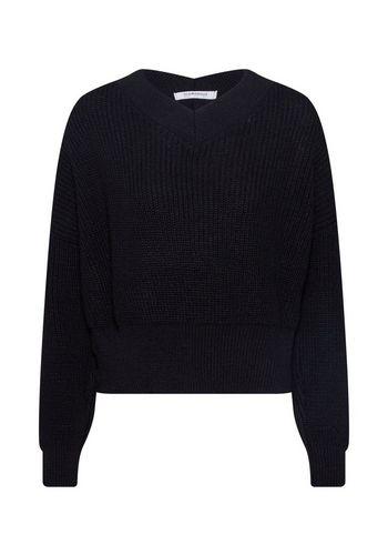 Пуловер с V-образным воротом Glamorous