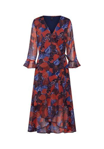 Платье с запахом Y.A.S