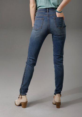 Узкие джинсы Aniston CASUAL