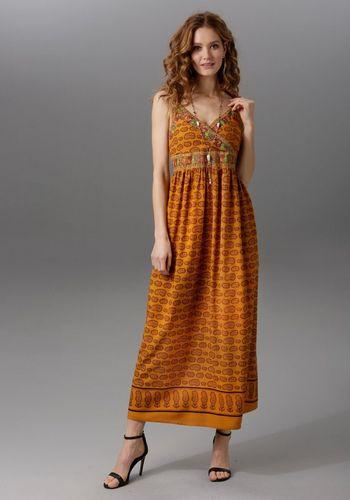 Нарядное платье Aniston CASUAL