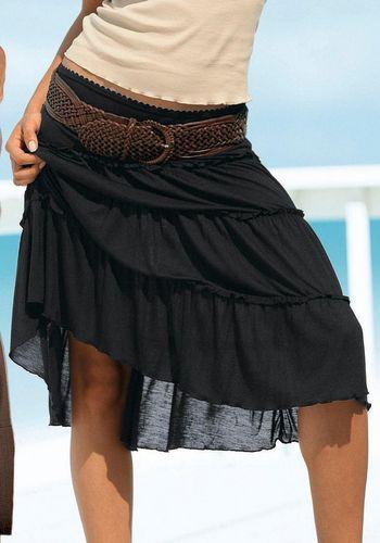Юбка с воланами Beachtime