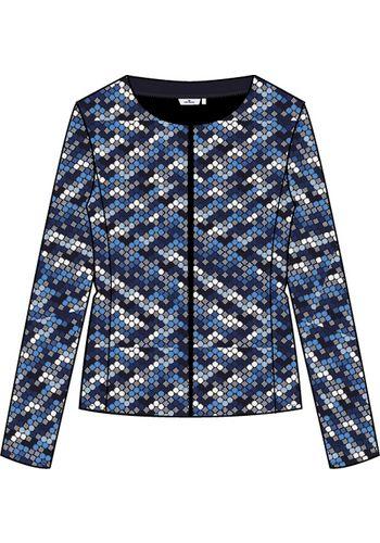 Короткий пиджак TOM TAILOR