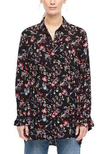 Блузка с рисунком s.Oliver