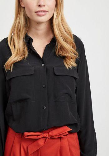 Классическая блузка Vila