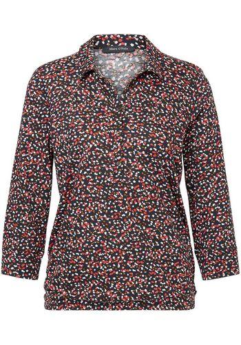 Блузка с рисунком Marc O'Polo