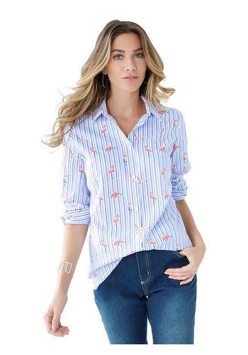 Классическая блузка Classic Basics