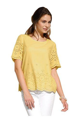 Классическая блузка Amy Vermont