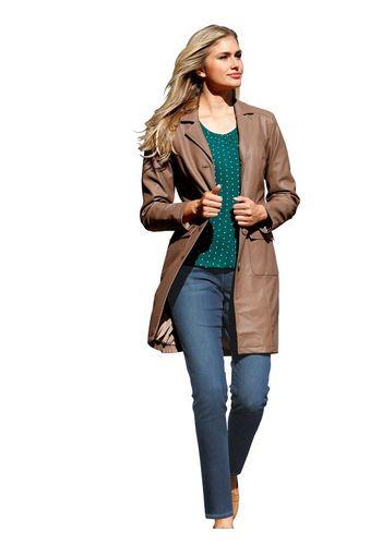 Пальто из искуственной кожи Classic Inspirationen