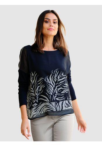 Классическая блузка Alba Moda