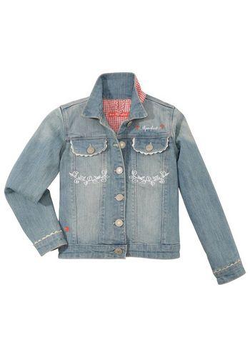 Джинсовая куртка BONDI