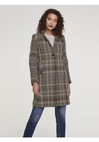 Длинное пальто heine