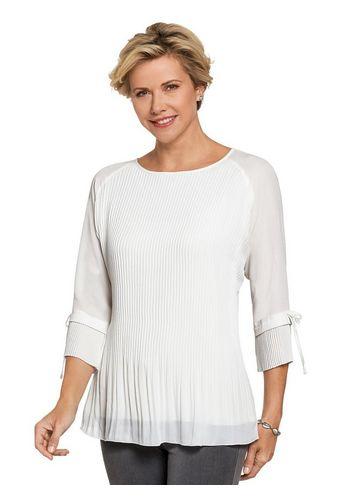 Классическая блузка Lady