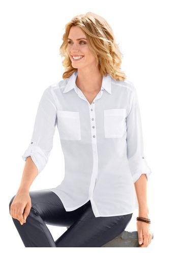 Удлиненная блузка Classic Inspirationen