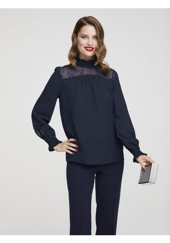 Блузка с рюшами ASHLEY BROOKE by Heine