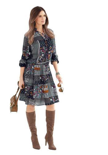 Трикотажное платье  Alessa W.