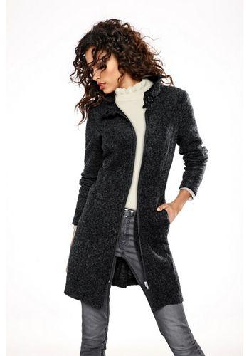 Шерстяное пальто heine