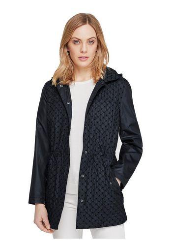 Удлиненная куртка creation L