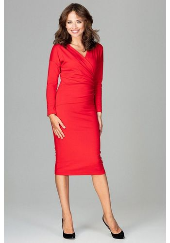 Платье-футляр LENITIF