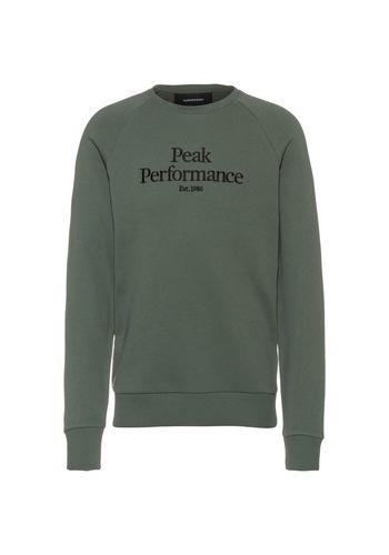 Вязаная кофта Peak Performance