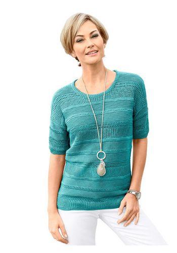 Пуловер с круглым воротом Casual Looks