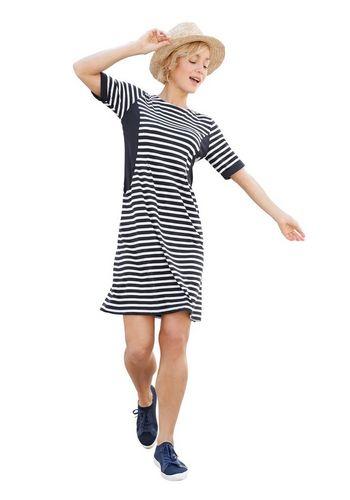 Трикотажное платье Casual Looks