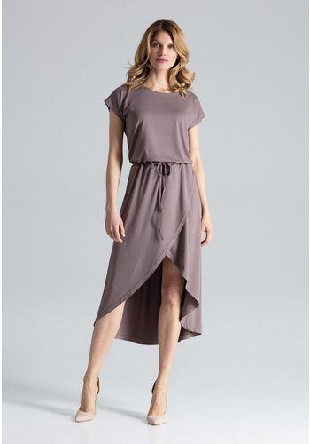 Платье с запахом FIGL