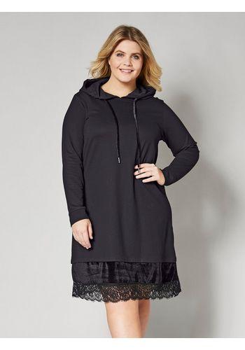 Трикотажное платье Angel of Style by Happy Size