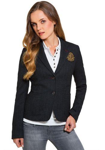 Короткий пиджак SOCCX