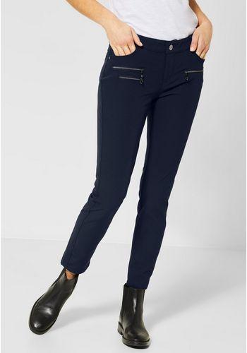 Зауженные брюки STREET ONE