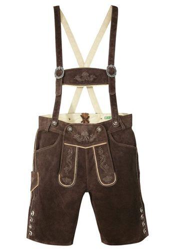 Кожаные брюки Country Line