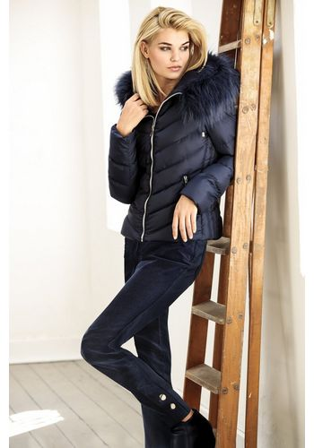 Стеганая куртка  RICK CARDONA by Heine