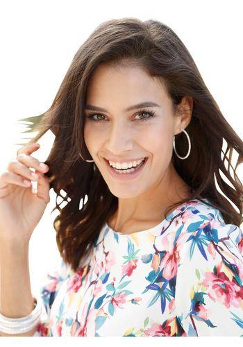Блуза с запахом Alessa W.