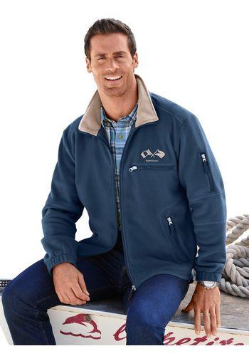 Флисовая куртка Marco Donati