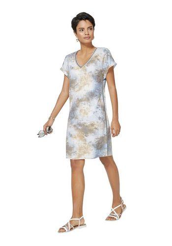 Трикотажное платье  creation L