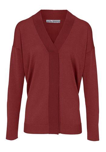 Пуловер с V-образным воротом ASHLEY BROOKE by Heine